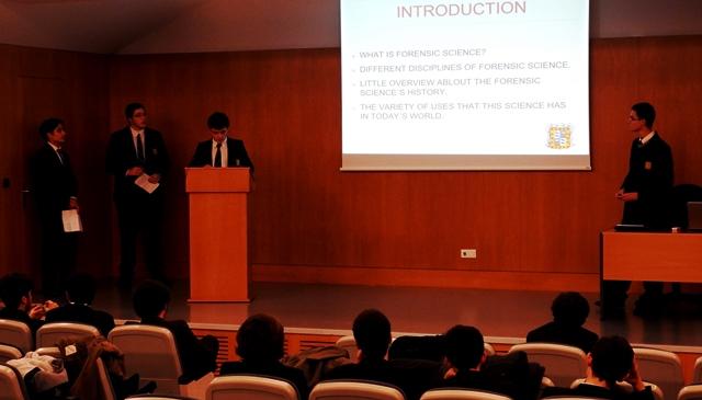 Gaztelueta: Congress of Young Scientists 2017