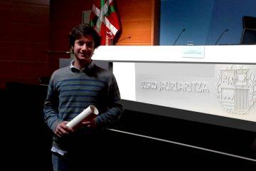 Gaztelueta: Álvaro Bermejillo Seco, premio extraordinario de Bachillerato
