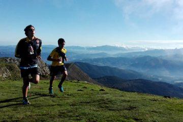 Gaztelueta: VI TRAIL de Bachillerato al Ganekogorta (998 m)