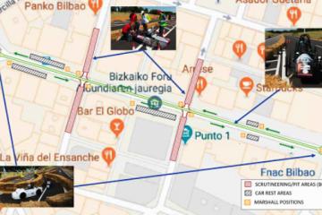 Gaztelueta en la carrera Kid's Kit-Car-Greenpower Iberia