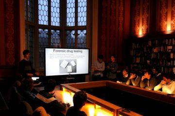 Gaztelueta: Forensic Chemistry Congress - Cambridge 2018