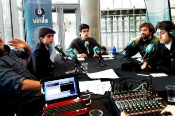 Gaztelueta: programa de Radio Vinilo FM en el Bilbao World Football Summit (Euskalduna Jauregia - Palacio Euskalduna)