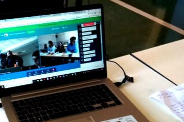 Gaztelueta: proyecto ESAU entrevista por skype con inversores