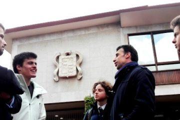 Gaztelueta: sesión con el deportista olímpico Juan del Campo