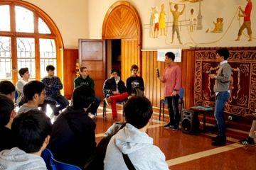 IV Intercambio Cultural de Bachillerato Gaztelueta con Shonan High School (Tokio, Japón)