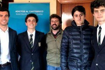 """Gaztelueta: entrevista a Ibon Enziondo, de la SD Gernika Club, en """"alineación indebida"""""""