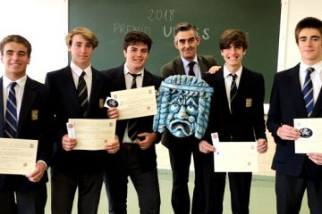 "Final del ""Adivinarium"" en Bachillerato 2017/18"