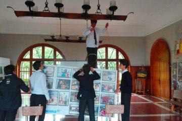 Gaztelueta: preparativos celebración XXV aniversario Asociación Antiguos Alumnos