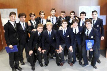 """Alumnos de 2º Bachillerato en los """"Gaztelueta Open Days"""""""