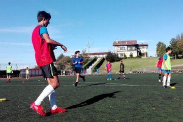 Gaztelueta Juvenil de Fútbol: comienzo con victoria