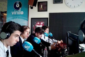 Tertulia de actualidad fútbol Gaztelueta y Radio Vinilo FM