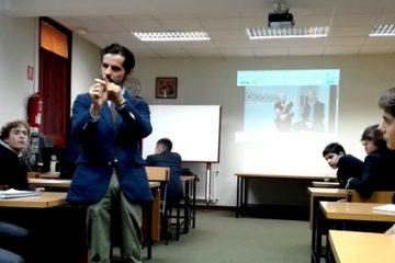Jornada de Orientación Profesional en Bachillerato