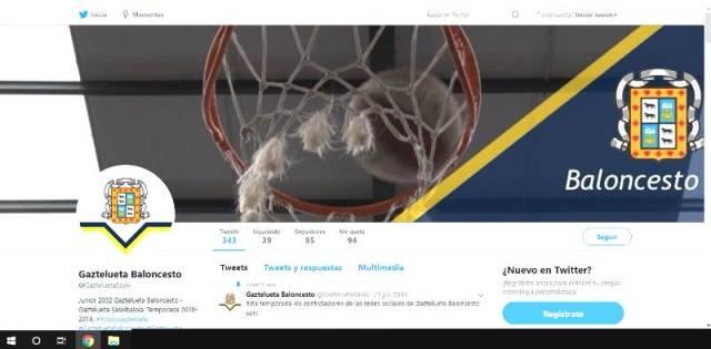 Gaztelueta Juvenil de Basket estrena año con victoria
