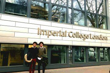 Desde Gaztelueta al Imperial College de Londres