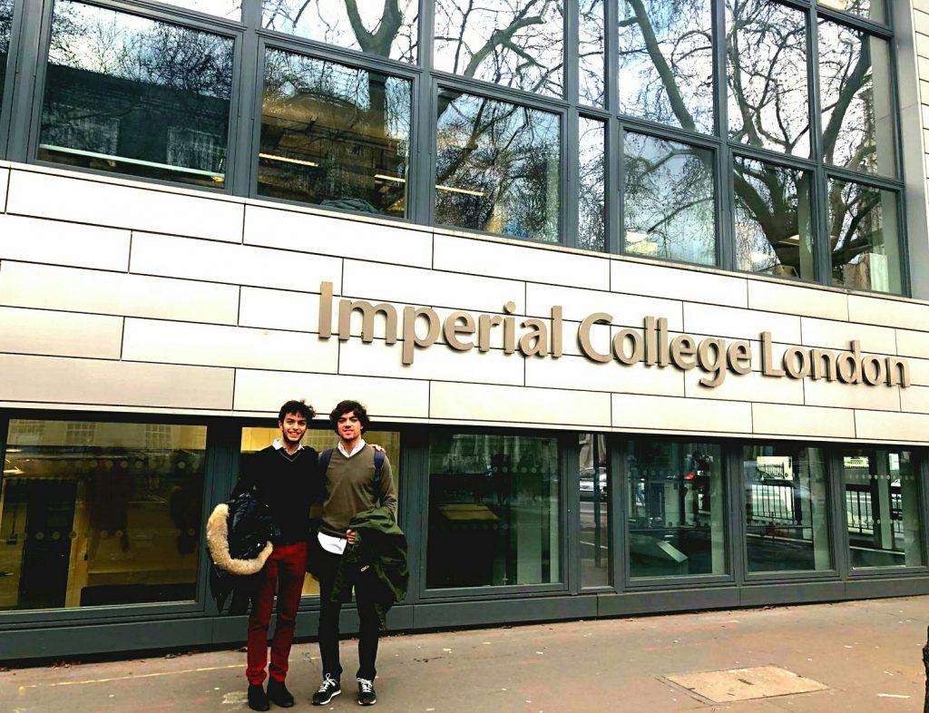 Desde Gaztelueta al Imperial College of London