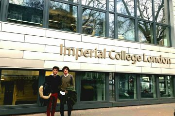 Desde Gaztelueta al Imperial College of London