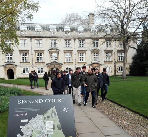 Gaztelueta - Emmanuel College (Cambridge)