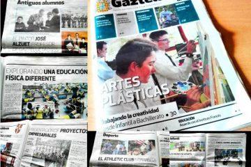 Publicado 'Gaztelueta al día' Nº 94 (enero-marzo 2019)