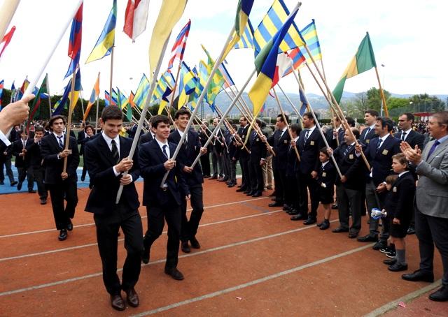 Fiesta Deportiva de Gaztelueta - despedida alumnos 62ª Promoción