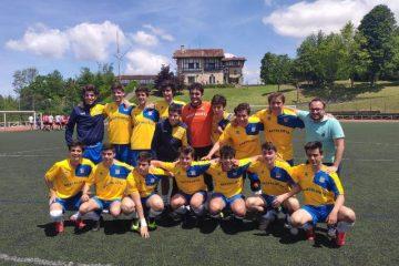 Gaztelueta Juvenil Fútbol (2018-2019)