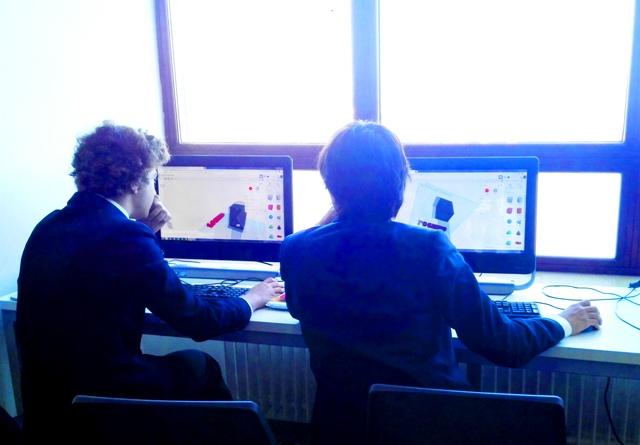 Gaztelueta students at Golbal Youth Enterpreneurship Challenge