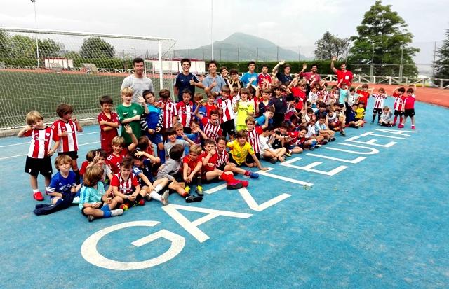 Football Campus Gaztelueta 2019