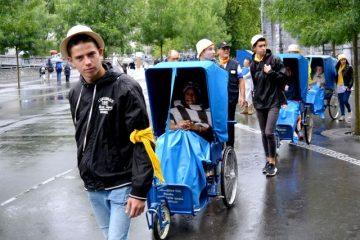 Peregrinación a Lourdes con enfermos de la Diócesis
