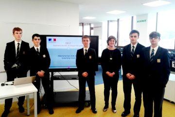 Entrega de Diplomas DELF del Institut Français en Gaztelueta