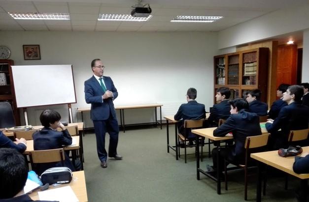 Director financiero del Grupo Velatia Business Training School Gaztelueta
