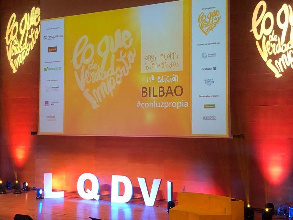 Gaztelueta Congreso LQDVI palacio Euskalduna (Bilbao)