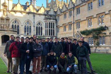 Visita de estudios a Oxford