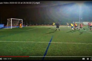 Gaztelueta - Arenas CF (3-1)