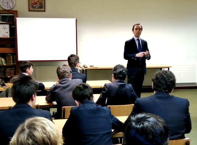 Recursos Humanos en Business Training School Gaztelueta